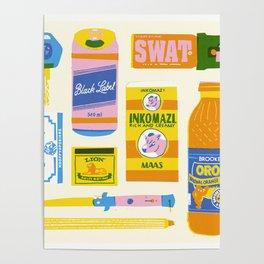 Survial Kit Poster