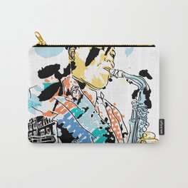 BirdParkerJazz Carry-All Pouch