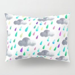 Rain(bow) Pillow Sham