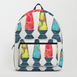 Retro Vibes – Primary Palette Backpack