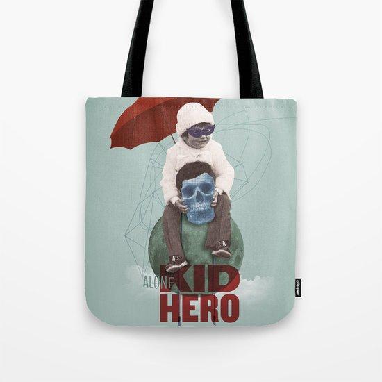 KID HERO Tote Bag