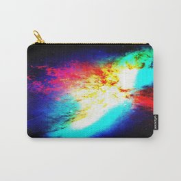 Bright & Colorful Galaxy Messier 82 Carry-All Pouch