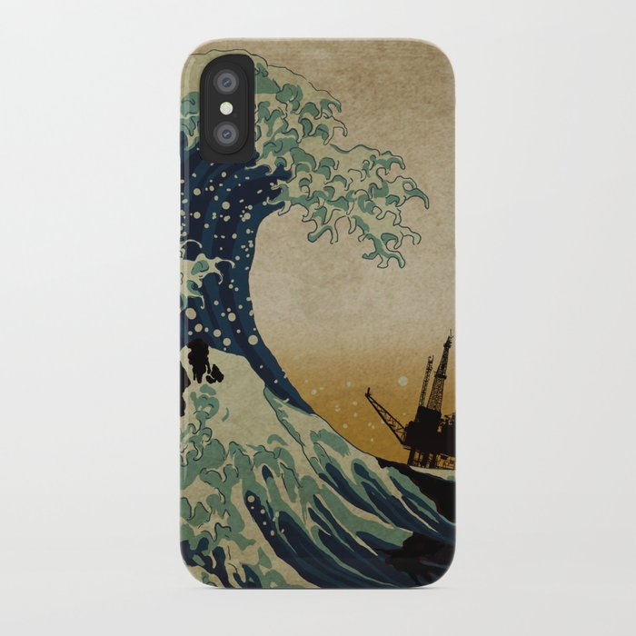 New Wave iPhone Case