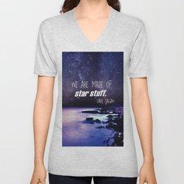 Star Stuff Unisex V-Neck