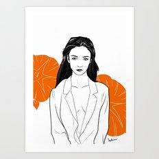 Well Art Print