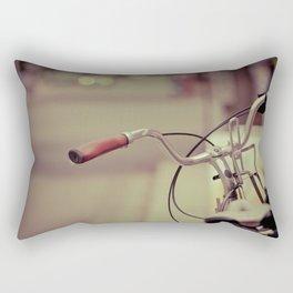 """All that spirits desire, spirits attain"" - Khalil Gibran Rectangular Pillow"
