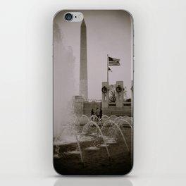 Remember - Washington, DC iPhone Skin