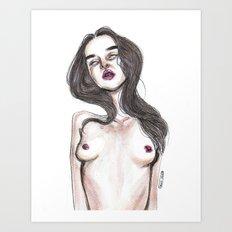 Ali Michael no.10 Art Print