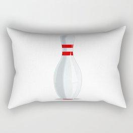 Ten Pin Rectangular Pillow