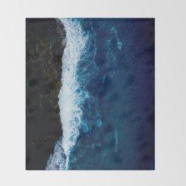 Sea 8 Throw Blanket