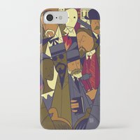 django iPhone & iPod Cases featuring Django Unchained by Ale Giorgini