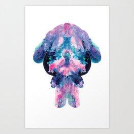 MonoBeing Art Print