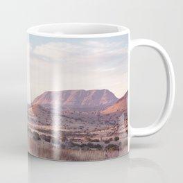 Marfa II - Sunset on the Range Coffee Mug