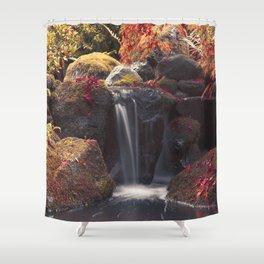 Fall Into Autumn Shower Curtain