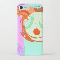 splash iPhone & iPod Cases featuring Splash by Iconic Arts