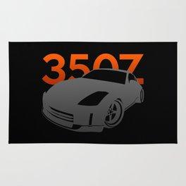 Nissan 350Z Rug