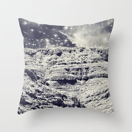 Out of Space Throw Pillow
