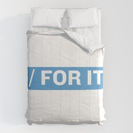 FOR IT Comforters