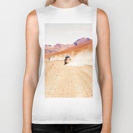 Road Racing Desert (Color) Biker Tank