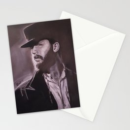 Tom hardy (Alfie Solomons) Stationery Cards