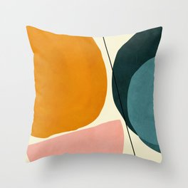 Abstract Throw Pillows For Any Room Or Decor Style Society6
