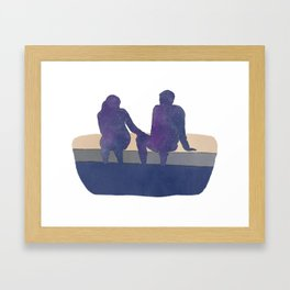 """Tell me you're not Hydra"" Framed Art Print"