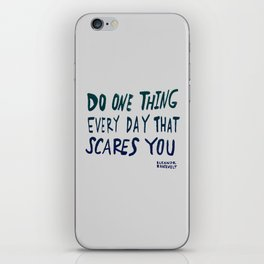 Eleanor Roosevelt iPhone Skin