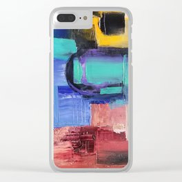 Stereo Clear iPhone Case