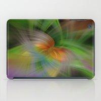 flight iPad Cases featuring Flight by Deborah Janke