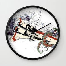 Viper Mark II Wall Clock