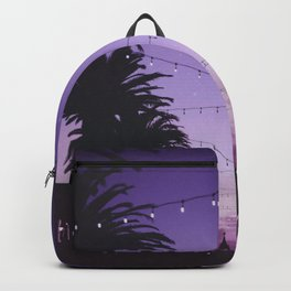 Tropical Summer Night Backpack