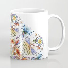 Mother Earth Mandala Coffee Mug