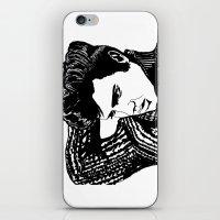 elvis presley iPhone & iPod Skins featuring Elvis Presley by Hippy Hoo Ha