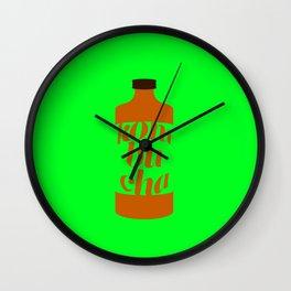 Kombucha Wall Clock