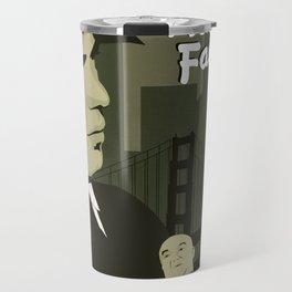 The Maltese Falcon Travel Mug
