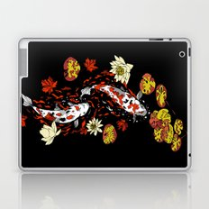 FALLING FISHES Laptop & iPad Skin