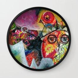 Creatures Wall Clock
