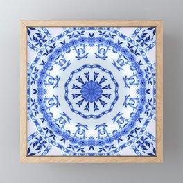 That Delft Effect Framed Mini Art Print