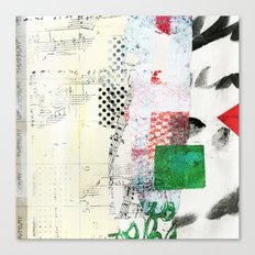 Collage 3 Canvas Print