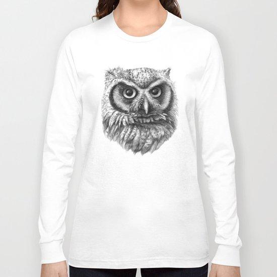 Intense Owl G137 Long Sleeve T-shirt