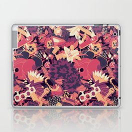 Black Dahlia (Blood Variant) Laptop & iPad Skin