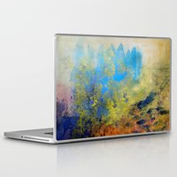 illusion Laptop & iPad Skins featuring Illusion by Christine Scurr