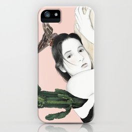 Self-Portrait II iPhone Case
