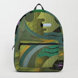 Race Against Time Backpack