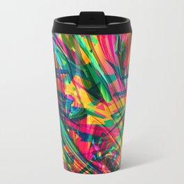 Wild Abstract Travel Mug