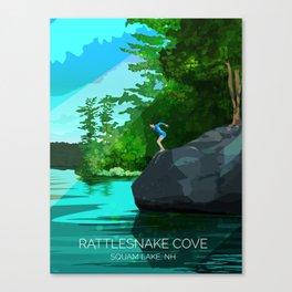 Rattlesnake Cove Canvas Print
