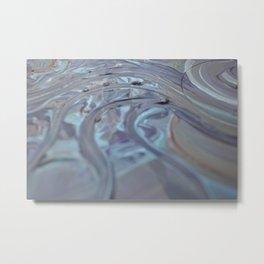 The Purple Alameda Metal Print