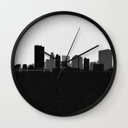 City Skylines: Toledo Wall Clock