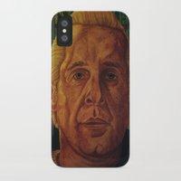 fargo iPhone & iPod Cases featuring Fargo by David Amblard