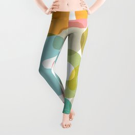 blobs 009 Leggings